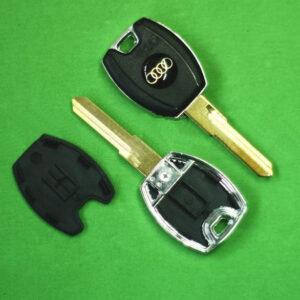 Audi — заготовка ключа под чип, HU49