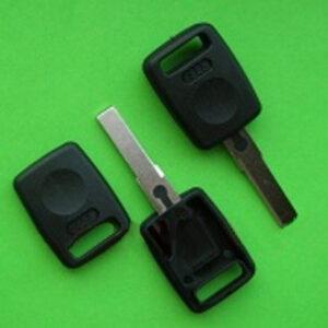 Audi — заготовка ключа под чип, HU66