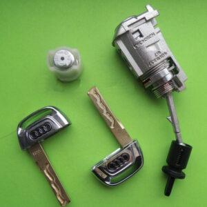 Audi — комплект замков и ключей, HU66