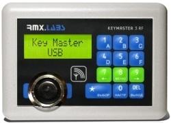 Дубликатор домофонных ключей Key master 3 rf