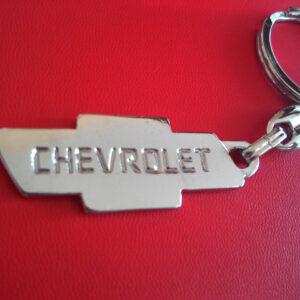 Брелок для ключей металлический оригинальный марка авто Шевроле CHEVROLET