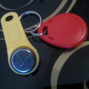 Универсальные домофонные ключи
